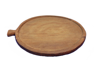 "Large Round Northern Thai Sticky Rice Tray (""kraboam"")"