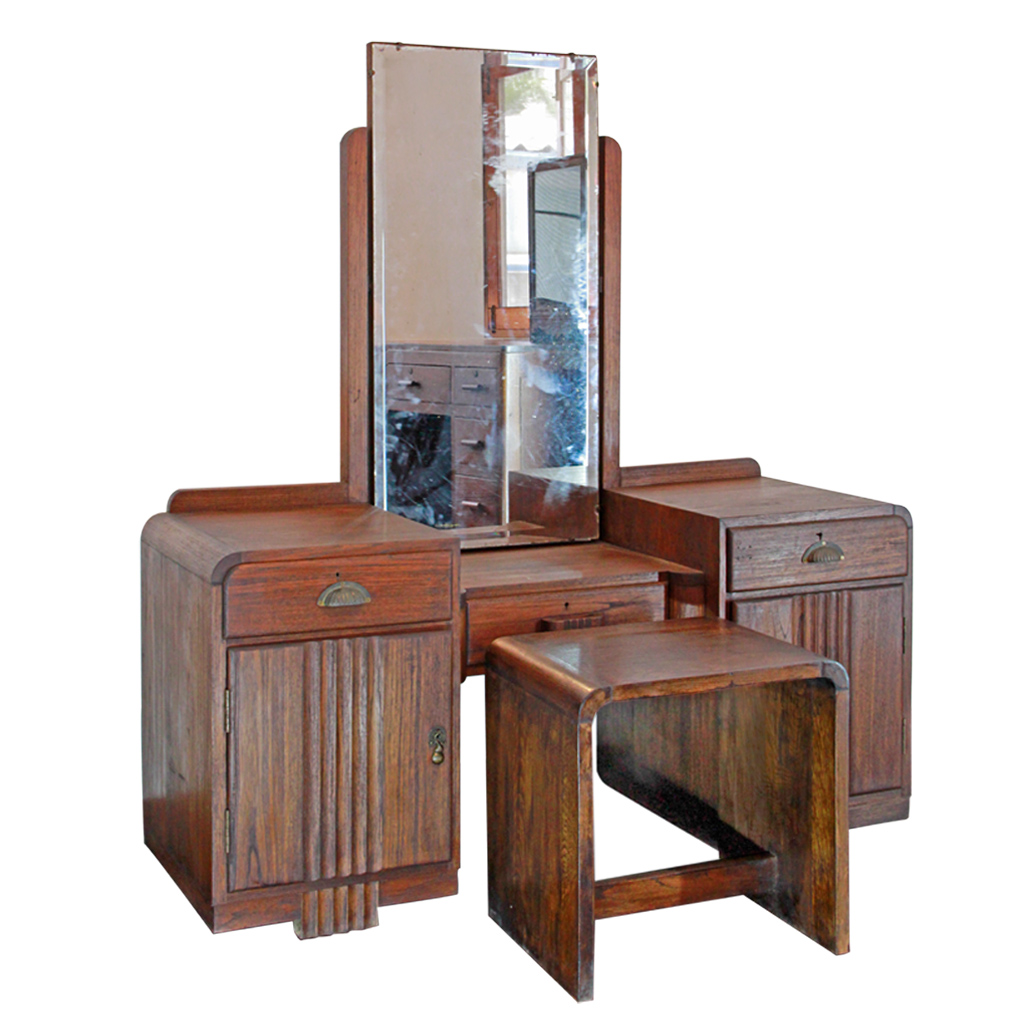 ... Low Dressing Table With Stool. ฿ 36,000