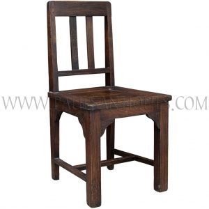Old Thai Teak Dining Chair
