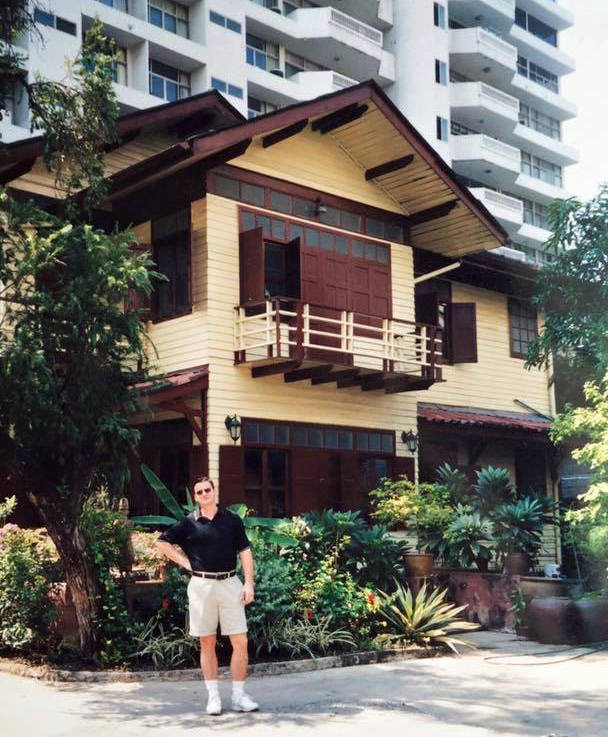 Original Location of Paul's Antiques, Bangkok