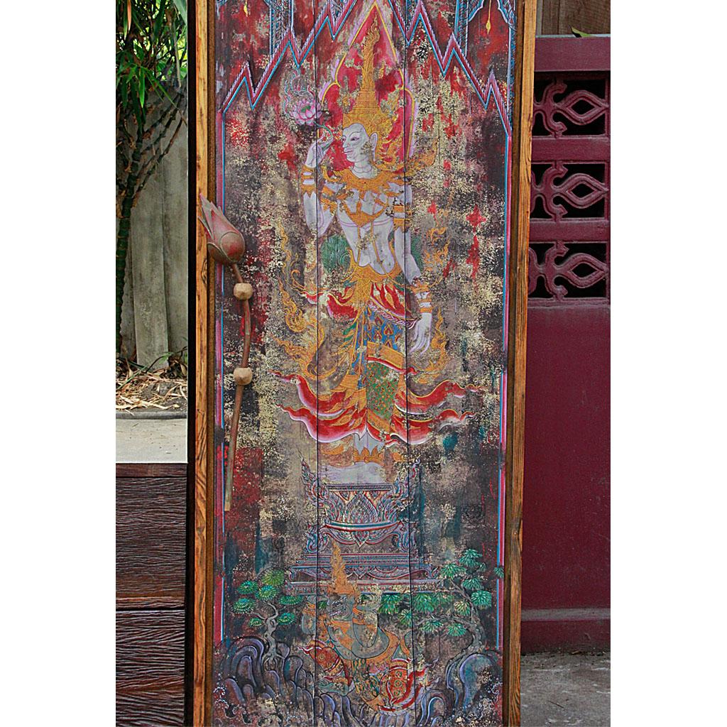 Custom Made Wardrobe From Reclaimed Wood Acrylic
