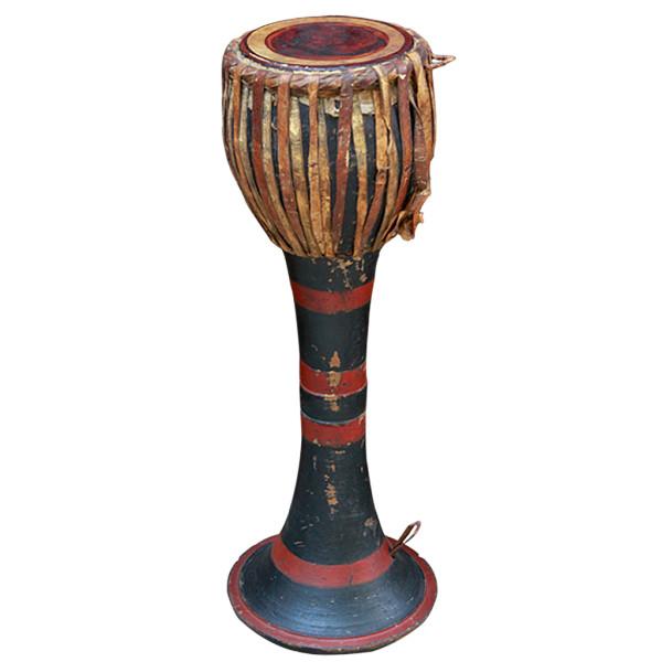 """Burmese Goblet """"Ozi"""" Drum"""