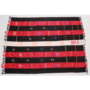 Northwest Burma Naga Multi-purpose Cloth, c. 1990s