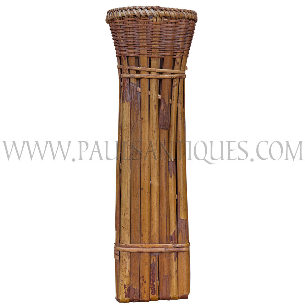Thai Handmade Bamboo Knife Sheath