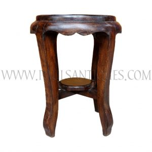 Thai Teak Stool/Side-table/Plant Stand