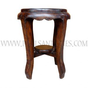 Thai Teak Stool/Side-table/Plant Stand